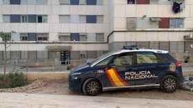 La vivienda ocupada en Alicante.