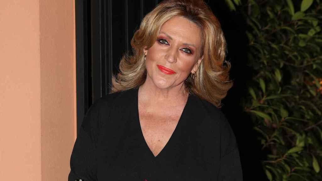 Lydia Lozano en una imagen de archivo.