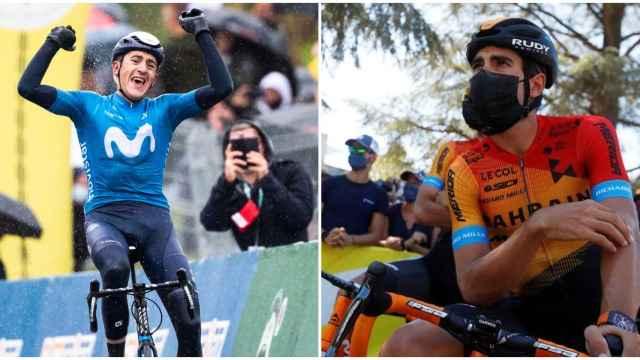 Mikel Landa y Marc Soler, las esperanzas españolas para el Giro de Italia