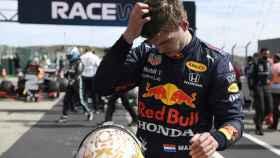Verstappen, cabreado tras no ganar en el Gran Premio de Portugal