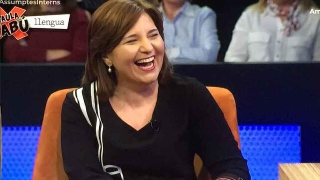 La presidenta del PP en la Comunidad Valenciana, Isabel Bonig.