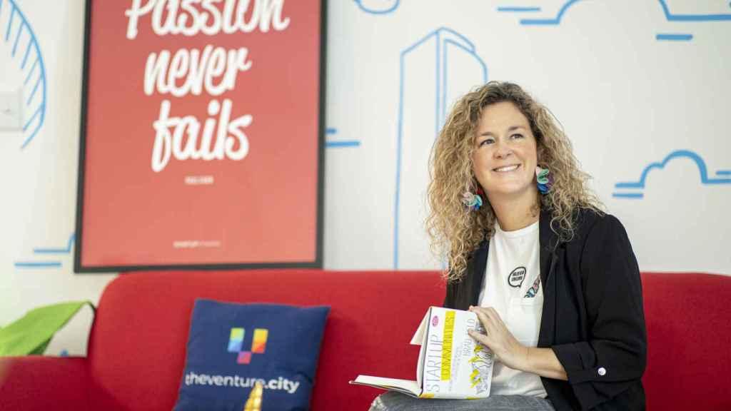 La española Laura González-Estefani es la fundadora del fondo tecnológico TheVentureCity.