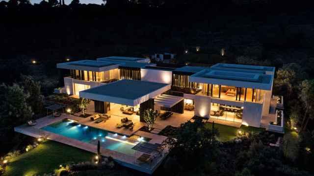 Imagen de Villa Cullinan, ubicada en la urbanización La Zagaleta (Marbella).