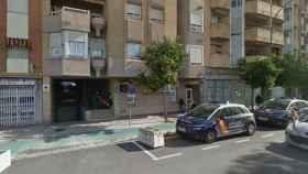 Comisaría de Nervión, en Sevilla.