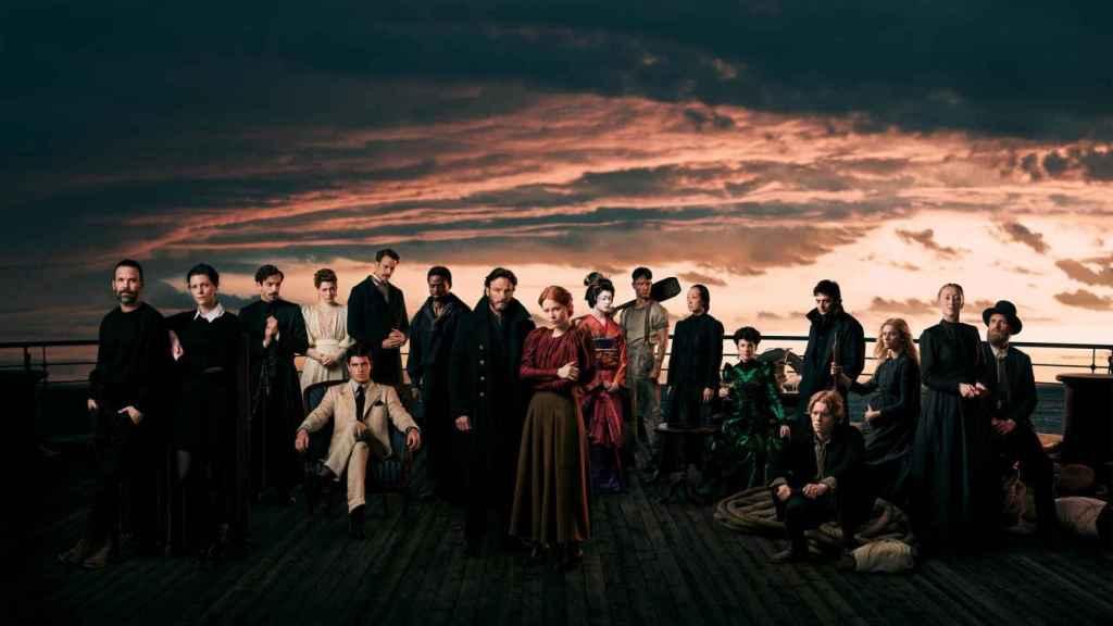Imagen promocional de la serie '1899'.