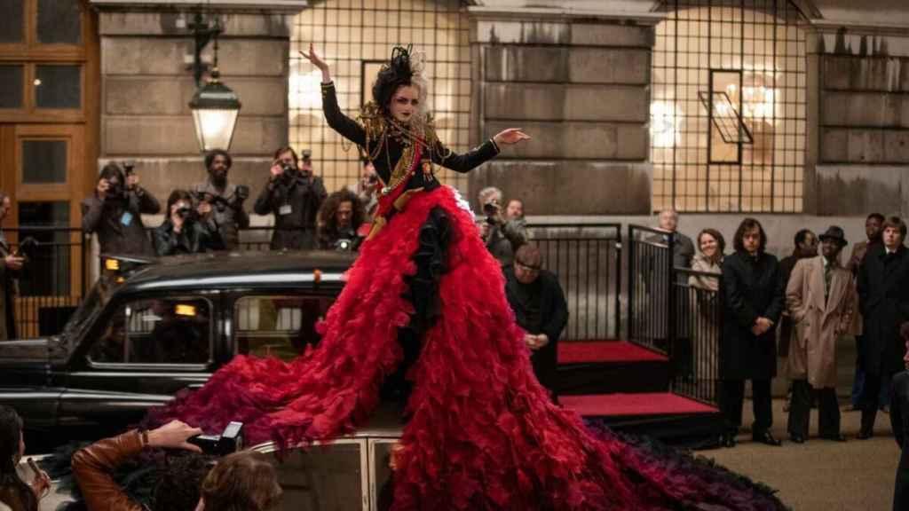 La galardonada Jenny Beavan es la encargada de crear el vestuario de la nueva película de Disney, 'Cruella'.