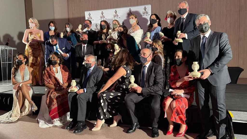 Awarded at the Prenamo 2021 Awards.