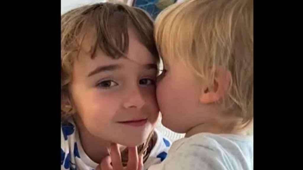 Las dos niñas de Tenerife desaparecidas junto a su padre desde el pasado martes 27 de abril.