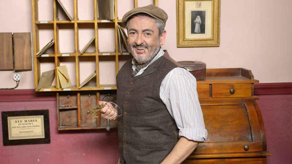 Quién es David Muro, el actor invitado de 'Pasapalabra'