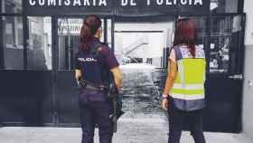 Fotografía de archivo de la Policía Nacional
