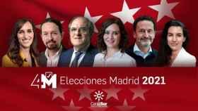 La cadena ha modificado su programación para cubrir los comicios de Madrid.