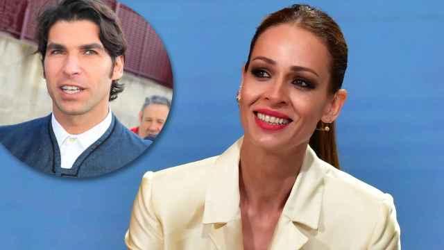 Eva González y Cayetano Rivera, en un montaje de Jaleos.