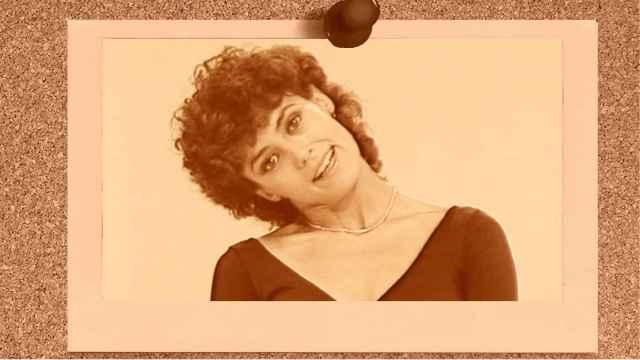 Eva Nasarre en un montaje de JALEOS.