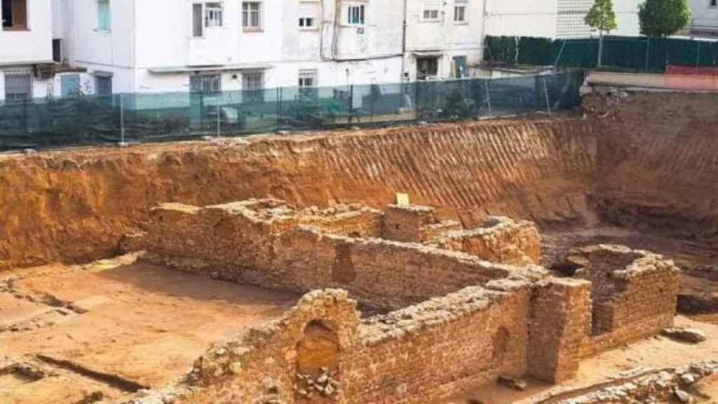 Yacimiento romano del Rosel.