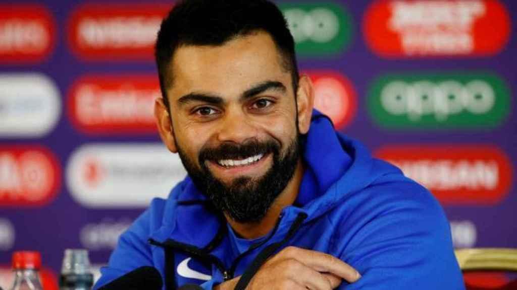 भारतीय क्रिकेटर कोहली