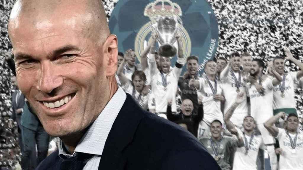 Zidane y La Decimotercera