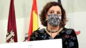 Patricia Franco, consejera de Economía, Empleo y Empresas de Castilla-La Mancha