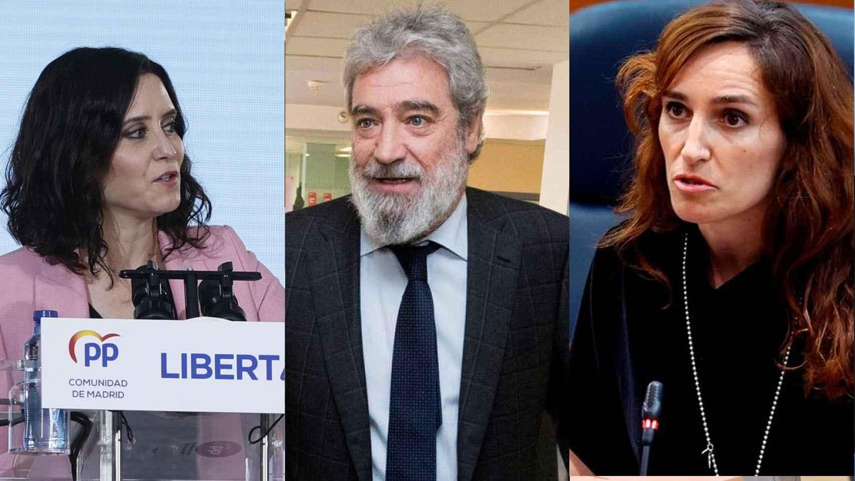 Los ganadores del 4-M: del éxito arrollador de Ayuso al hueco que Más Madrid le ganaal PSOE
