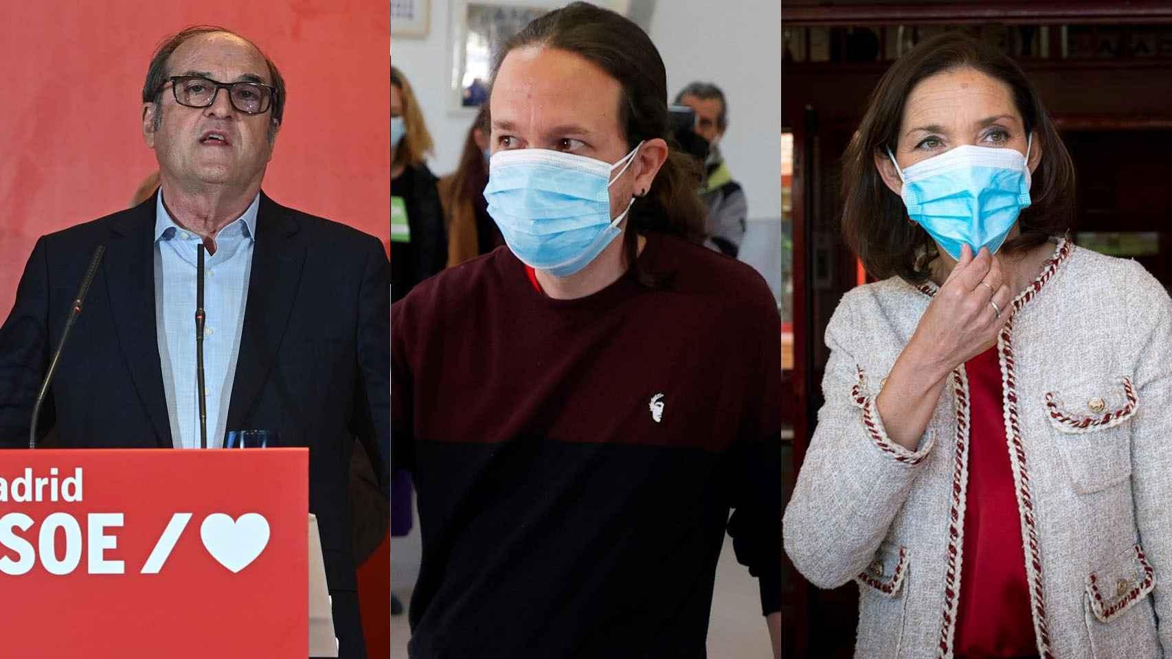 Los perdedores de las elecciones del 4-M en la Comunidad de Madrid