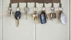 Organizadores de llaves y otros objetos útiles para la entrada de casa