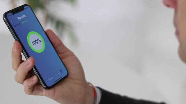 La solución, desarrollada al 100% por Veridas,permite autenticar a usuarios en solo 3 segundos.