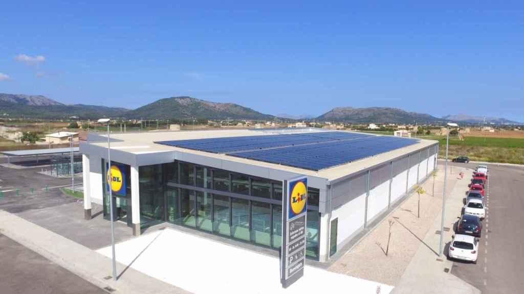 SolarProfit instala 121 autoconsumo solares en 15 supermercados de Lidl