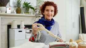 Carmen Hijosa, la inventora de una tela de piñas que sustituye al cuero.