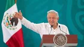 López Obrador, el presidente mexicano.