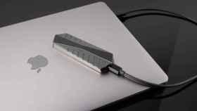 Así es GigaDrive, el disco duro externo SSD más rápido del mundo.