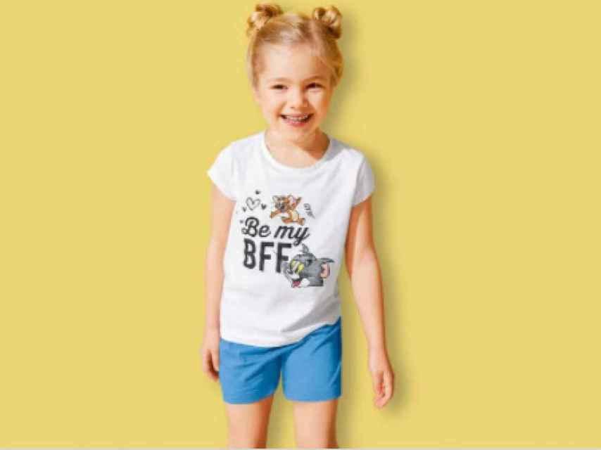 Pijama infantil Lidl