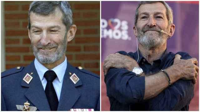 El general Julio Rodríguez volvió a quedarse a las puertas de conseguir acta