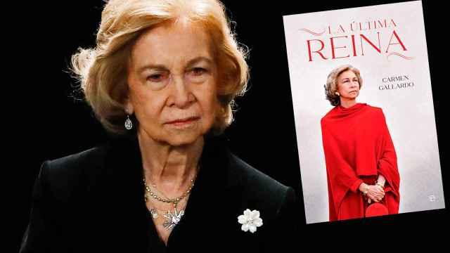 Carmen Gallardo ha publicado 'La última reina', en la que revela la cara más fascinante de la emérita.