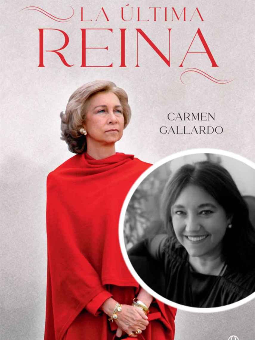 Carmen Gallardo se ha documentado al máximo para crear 'La última reina', una biografía novelada.