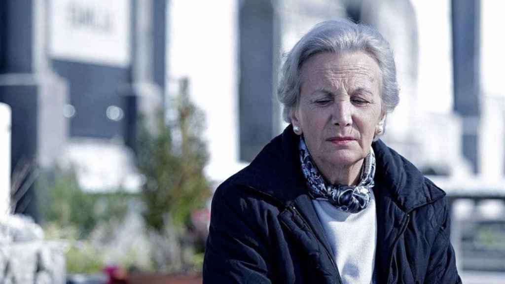 Elena Irureta en 'Patria'.
