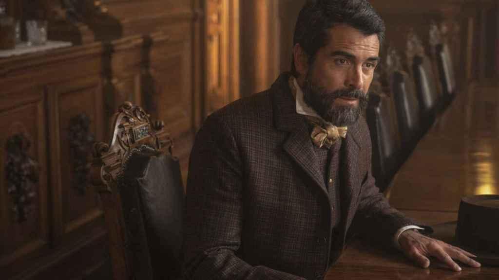 Rafael Novoa en 'La templanza'.