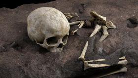 Mtoto, el niño de hace 78.000 años que ha sido descubierto en el enterramiento humano más antiguo de África