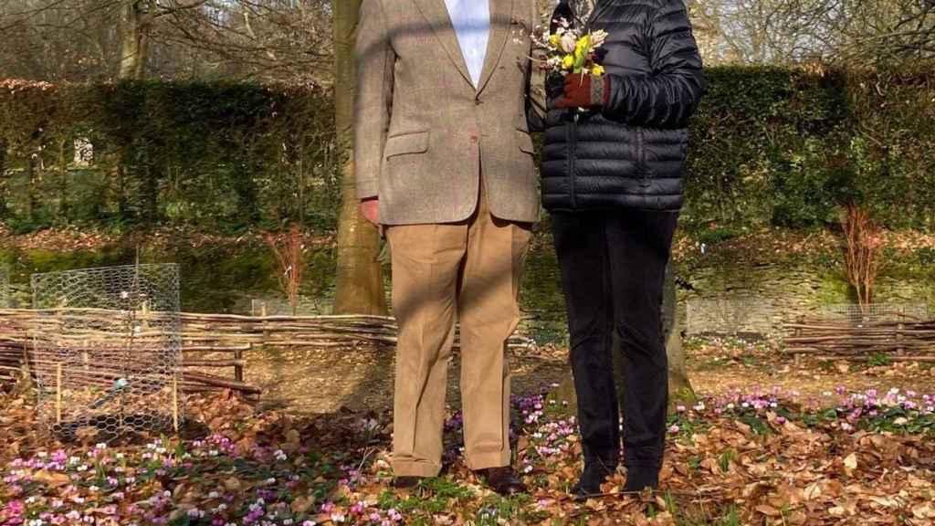 El príncipe Carlos y Camilla no han logrado el cariño de los británicos.