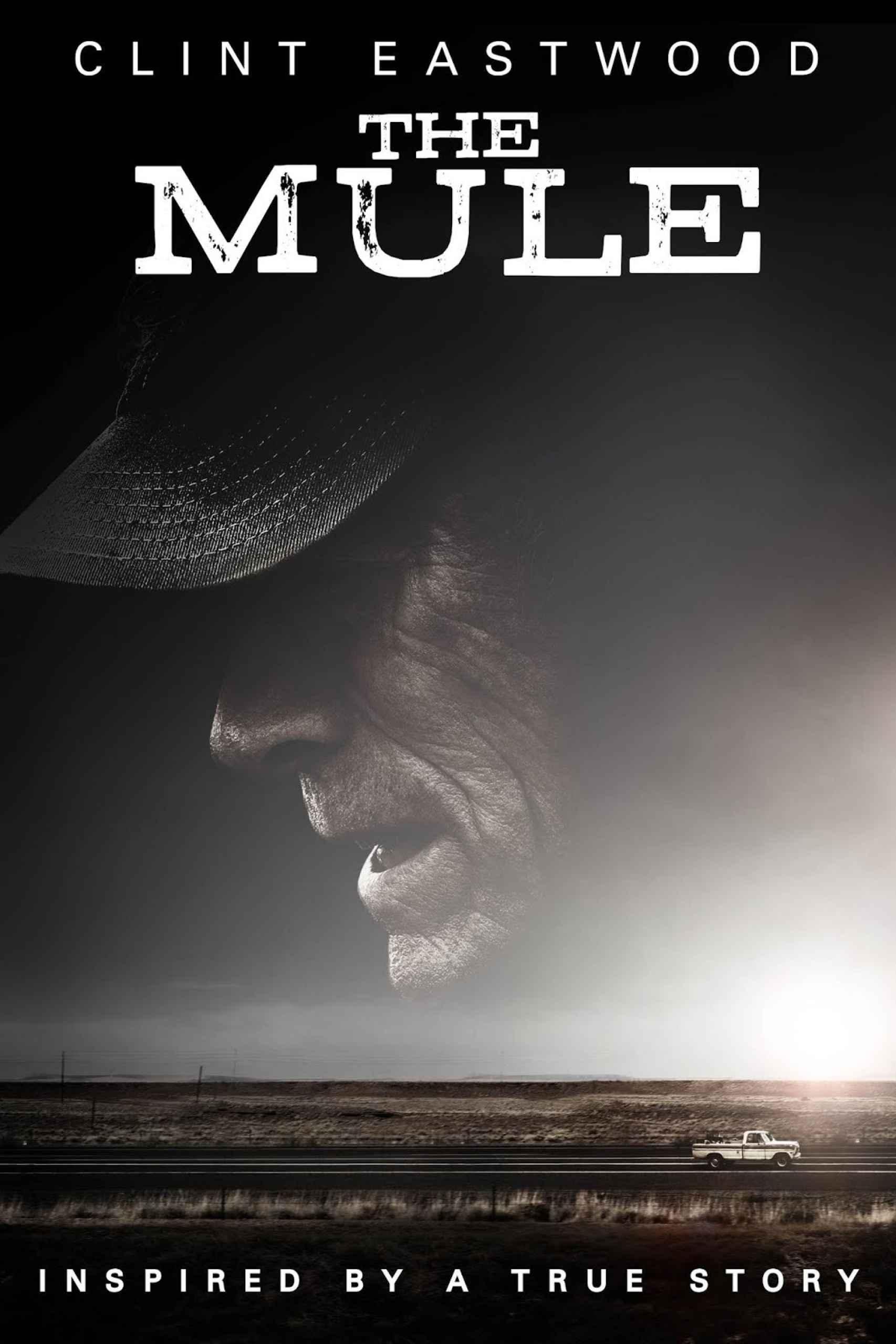 El cartel de 'The Mule', la película de Clint Eastwood