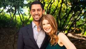 Nayel Nassar y Jennifer Gates, en una imagen compartida en su perfil de Instagram.
