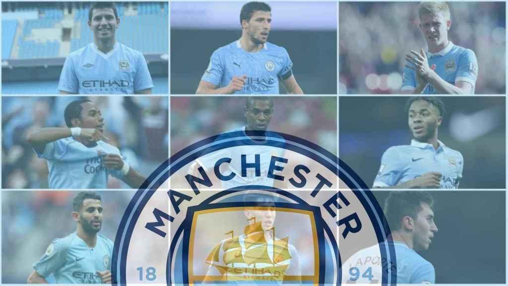 Los 2.000 millones del Manchester City