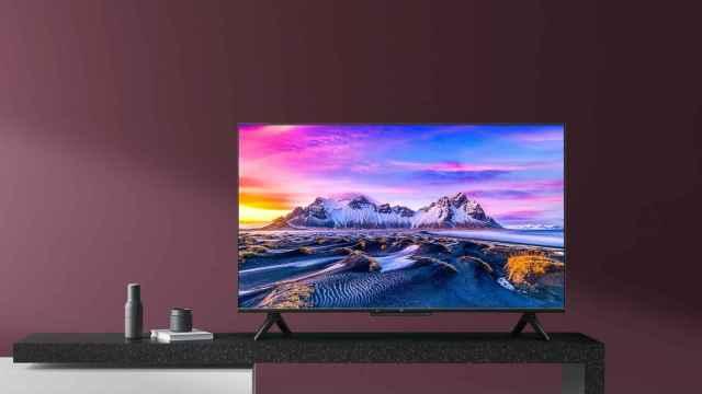 Nuevas teles de Xiaomi para Europa: Mi TV P1