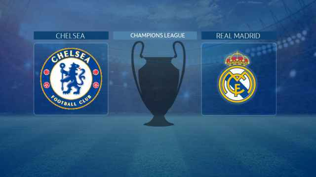 Streaming en directo | Chelsea - Real Madrid (Champions League)