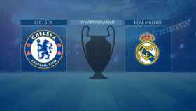Streaming en directo   Chelsea - Real Madrid (Champions League)
