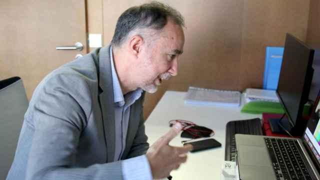 Cristian Campos, jefe de Opinión de EL ESPAÑOL.