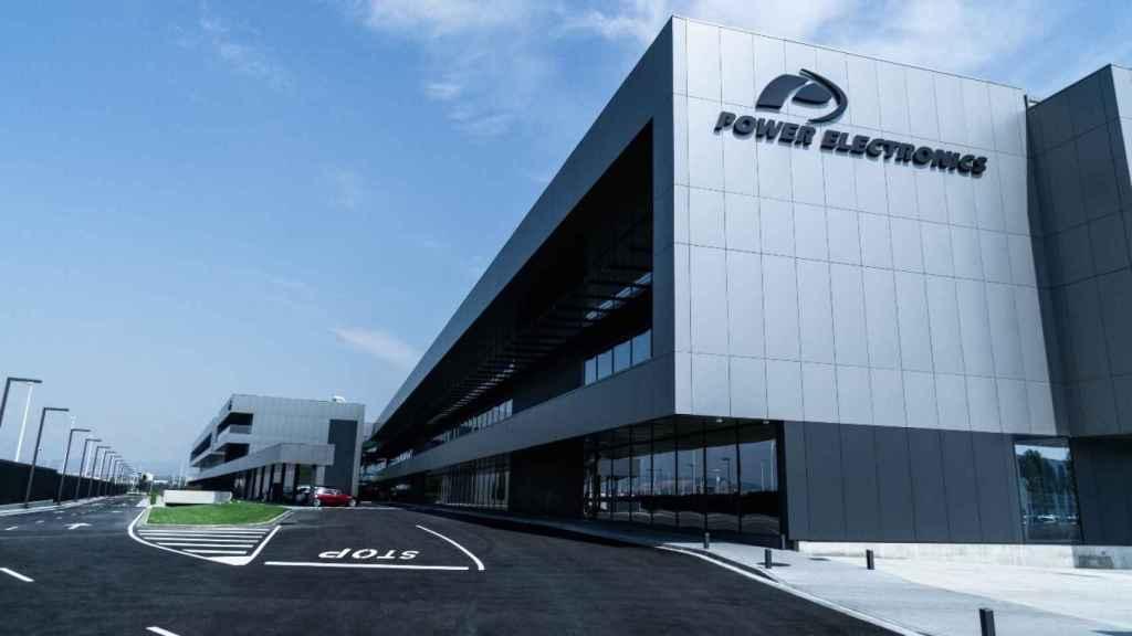 Instalaciones de Power Electronics. EE