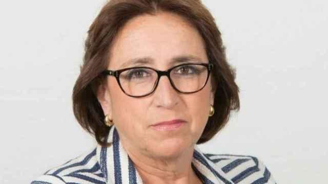 Rocío Eguiraun, en una foto de archivo de Bankia.