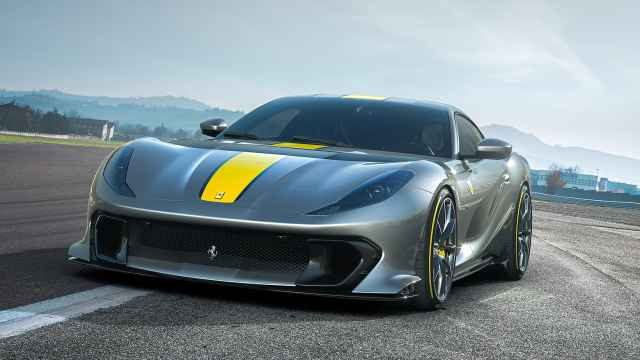 Ferrari crea la edición limitada Competizione del 812 Superfast, con hasta 830 caballos.
