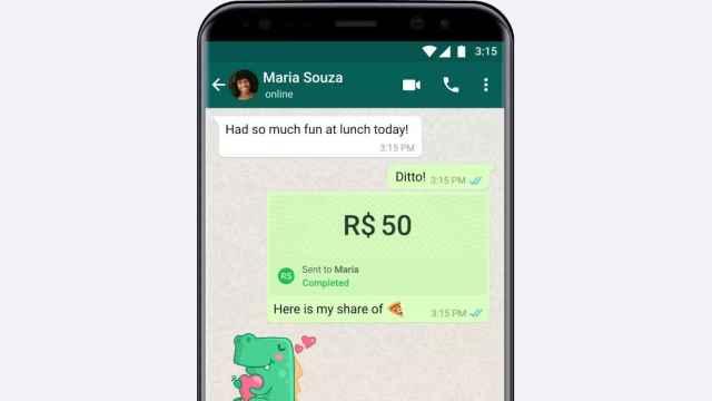 Pagos de WhatsApp