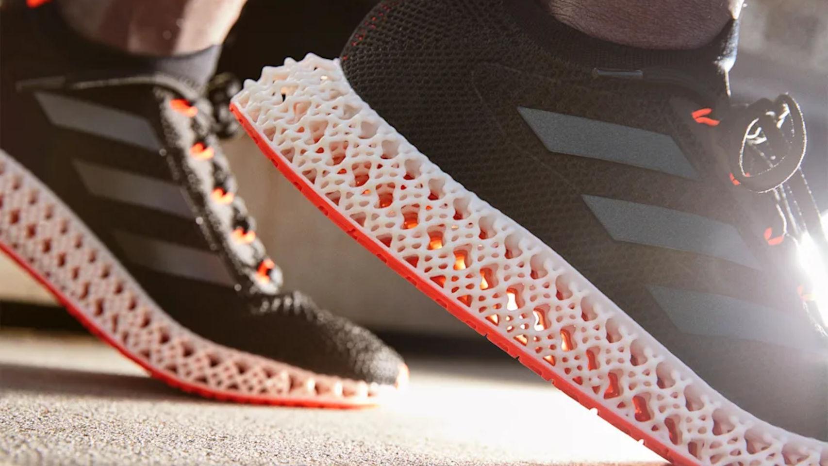 Las nuevas Adidas con impresión 3D