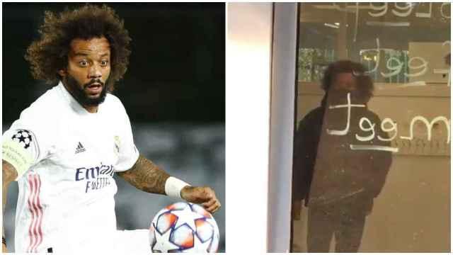 Cristina, la hincha del Madrid titular en la Mesa en vez de Marcelo: Los niños venían a verle a él